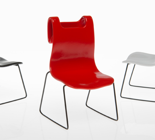 Children's Handkerchief Chair by Xiaoyu Wu