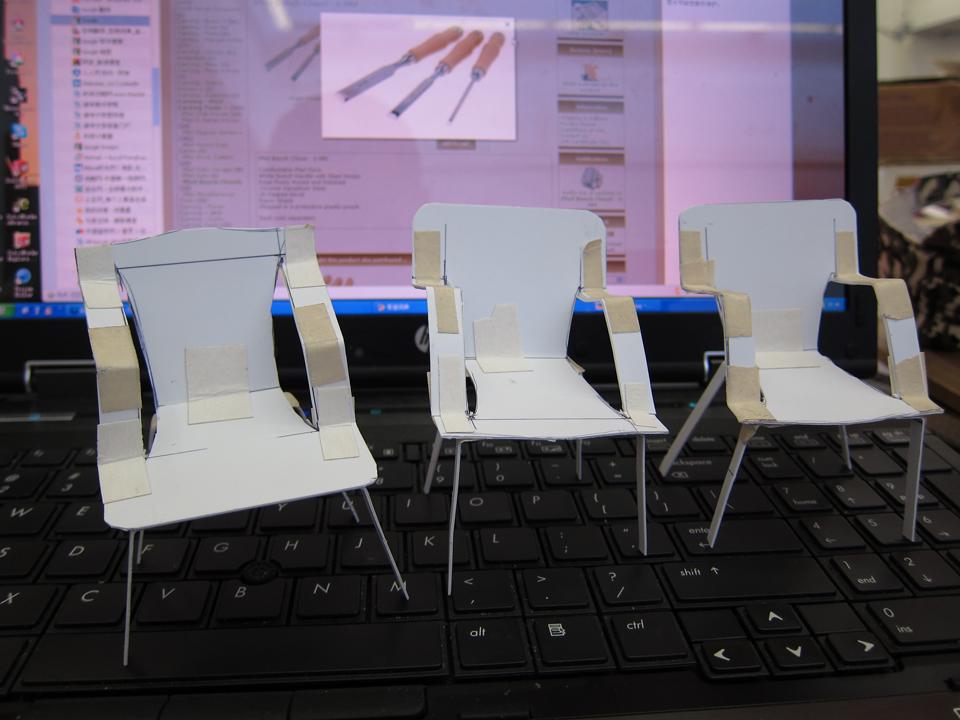 Handkerchief ArmChair-Jason-Process2