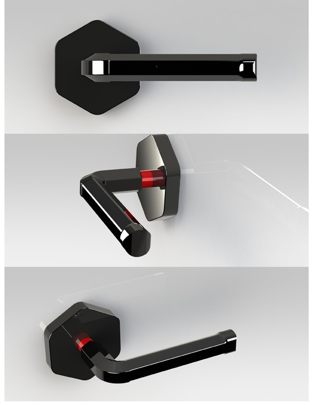Pencil Door Handle - Process3
