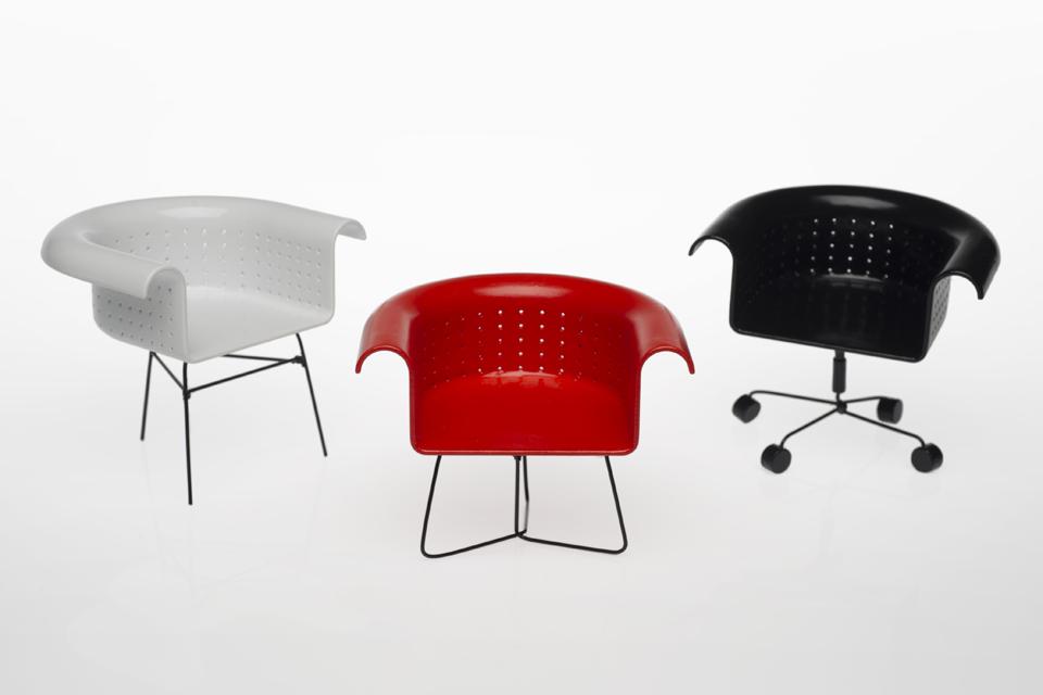 U Chair by Xiaoxiao Pu
